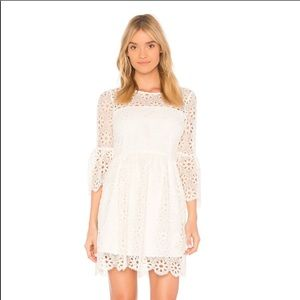 JACK by BB DAKOTA White Crochet Dress